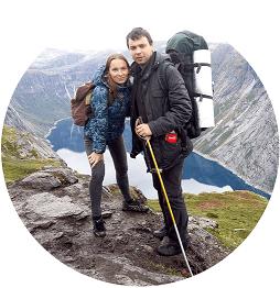 Данил и Ольга