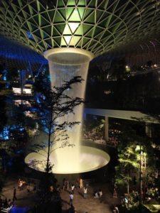 Аэропорт Сингапура Чанги