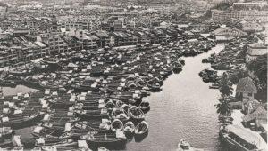 Сингапур в 1965 году