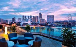 отели 5 звезд в сингапуре