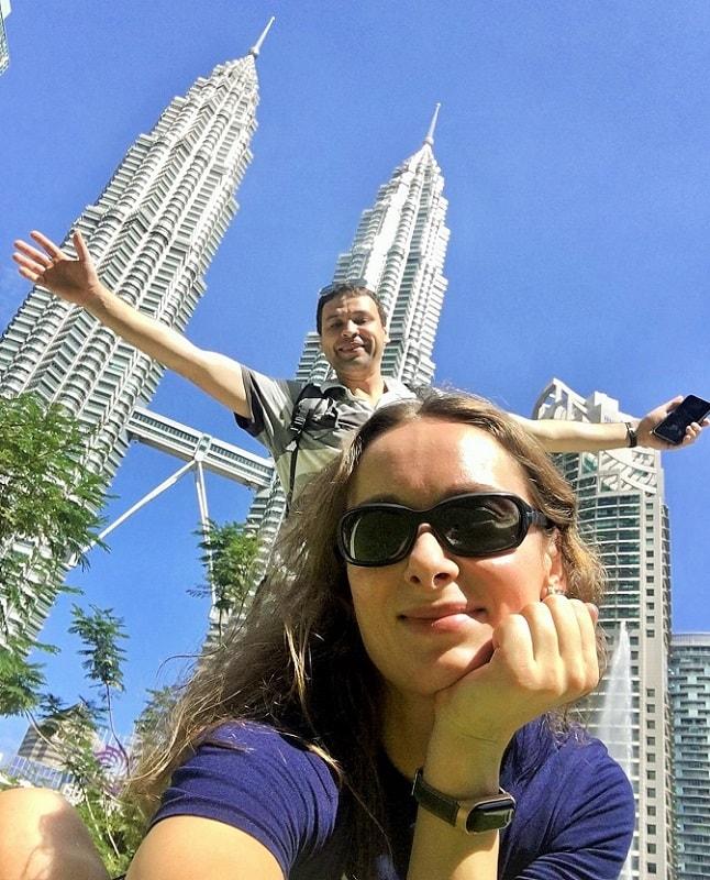 экскурсия из сингапура в Куала Лумпур