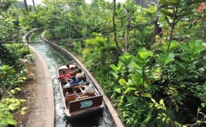 речное сафари в сингапуре