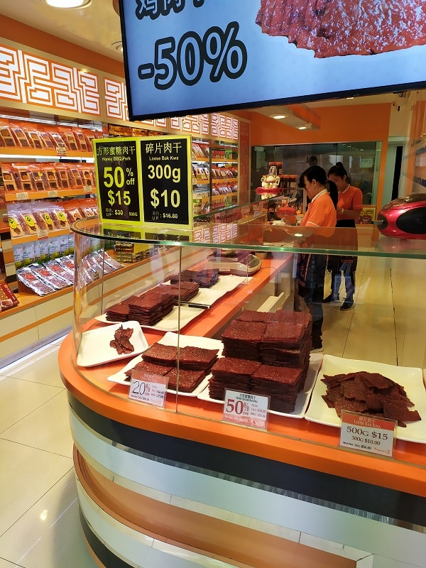 цены на сувениры в Сингапуре