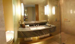 Ванная комната отеля Марина Сэндс