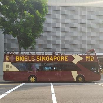 транспорт singapore