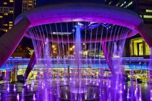 фонтан богатства