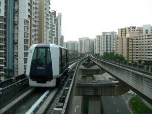 LRT в Сингапуре