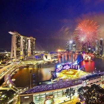 достопримечательности Сингапура топ-30