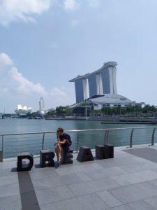 Марина Бей Сэндс лучший отель Сингапура