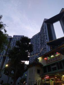 Pinnacle Duxton в Сингапуре