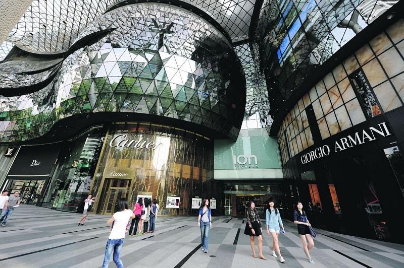 где делать покупки в сингапуре