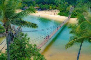 пляжи Сентозы