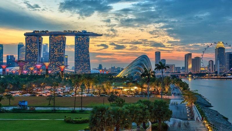 погода в Сингапуре по месяцам
