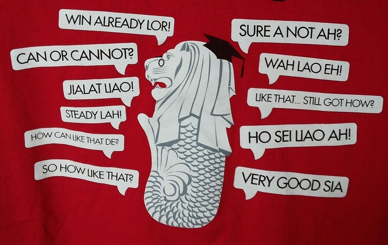 язык сингапура