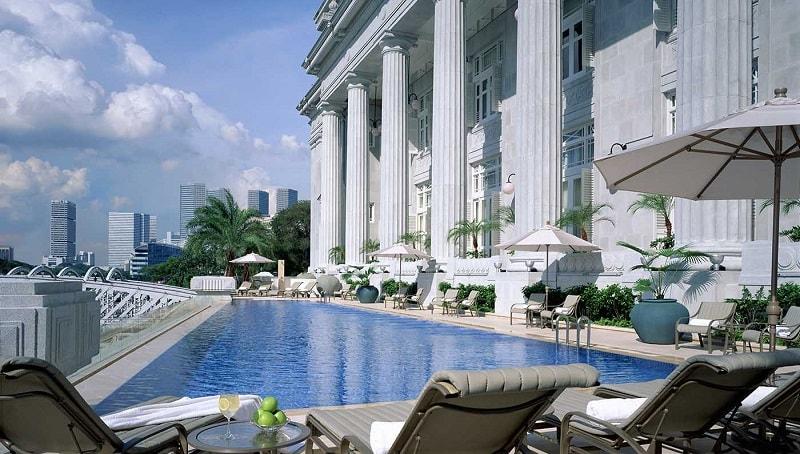 отель 5 звезд сингапур