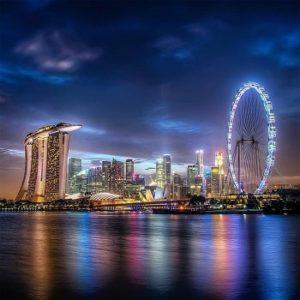 Время в сингапуре