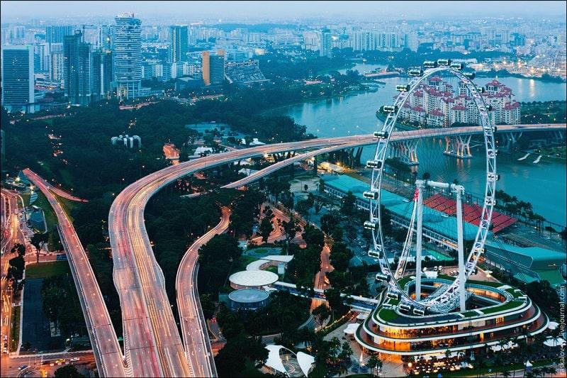 какой часовой пояс в Сингапуре