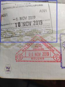 Без визы в Сингапур