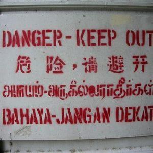 сингапур государственный язык