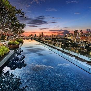отели сингапура 4 звезды