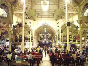 ночной рынок сингапура