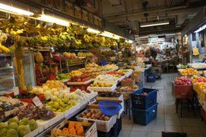 рынок пасир панжанг
