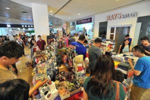юлошиный рынок Сингапура