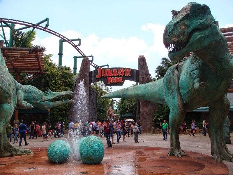 парк развлечений юниверсал в сингапуре
