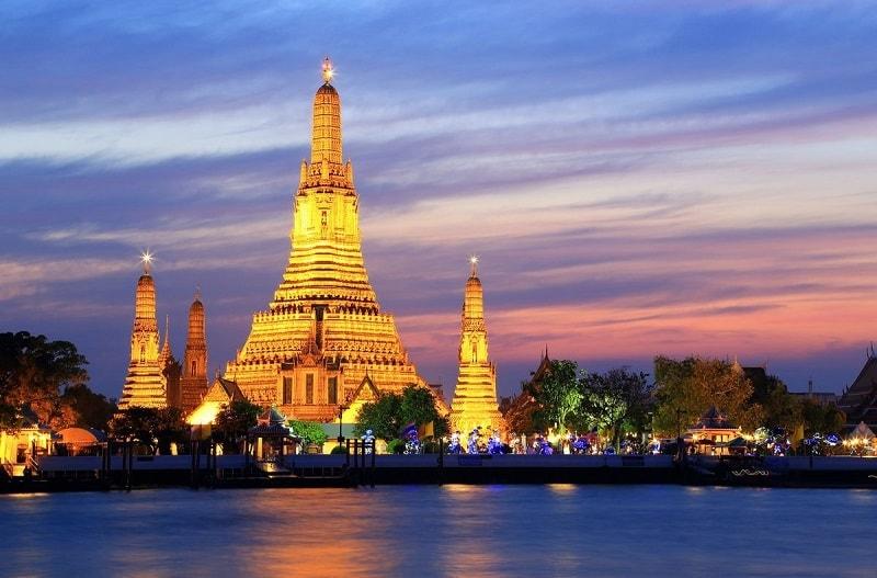 Бангкок в ЮВА