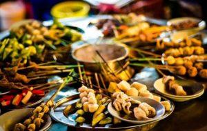 кухня азии