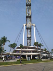 Колесо обозрения Сингапура