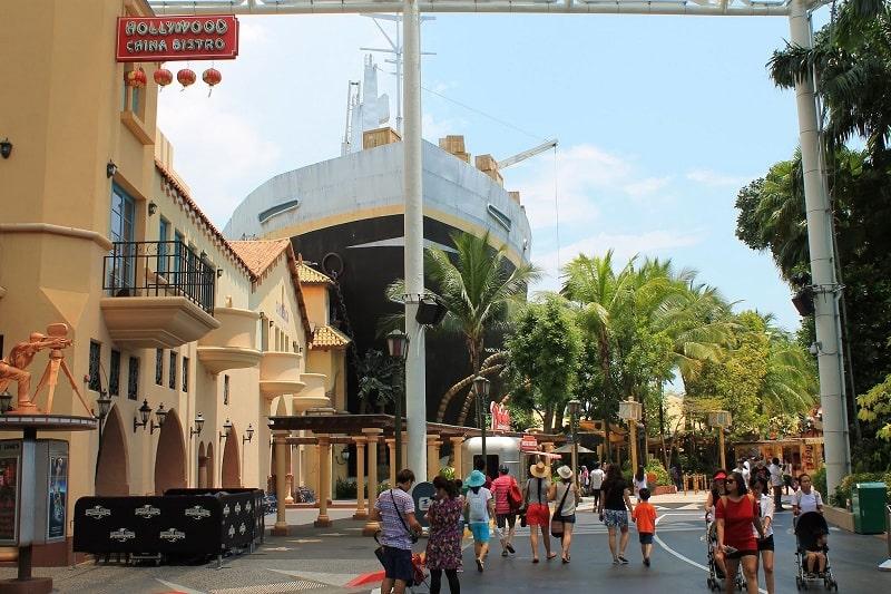 развлечения в Сингапуре