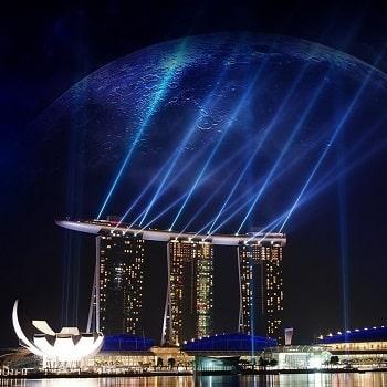 как долететь до Сингапура