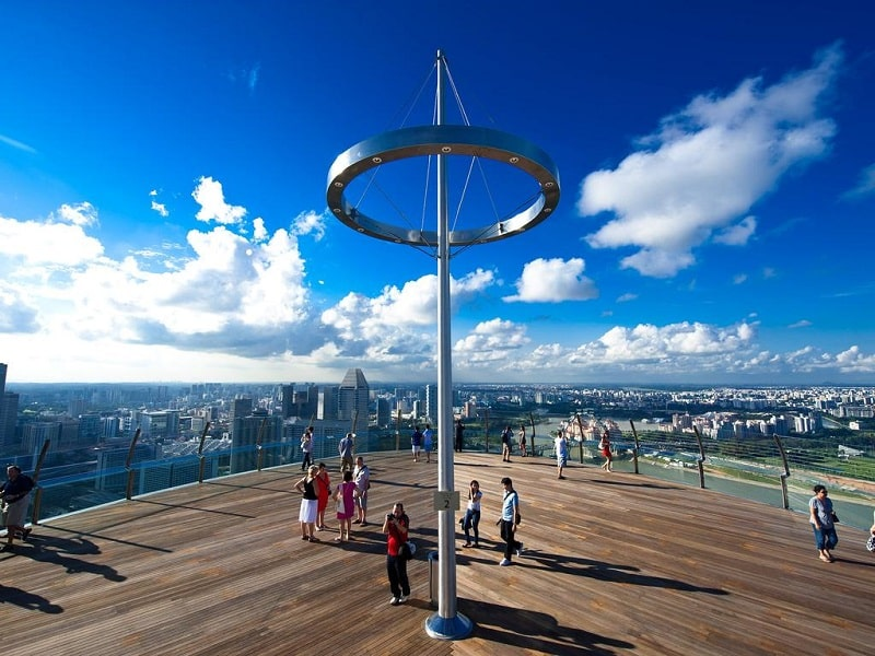 смотровые площадки сингапура