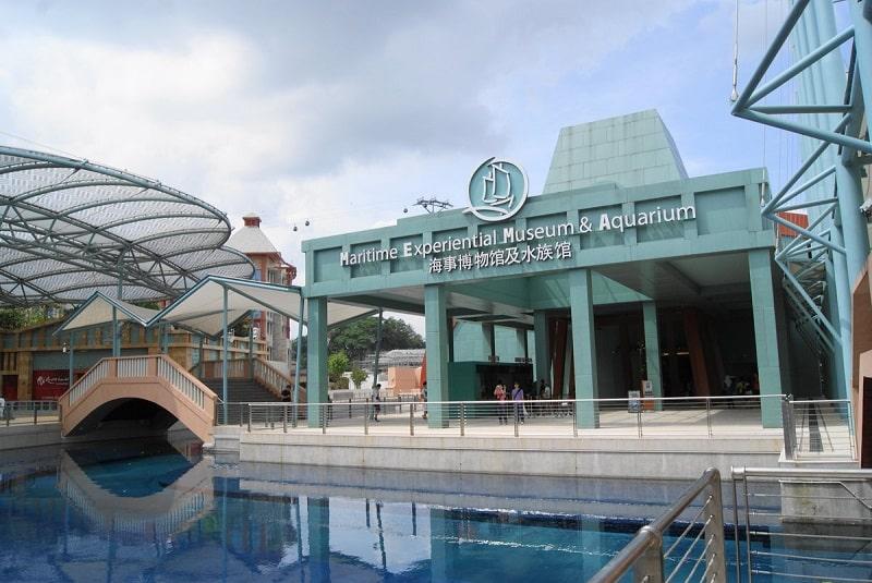 сингапур остров сентоза