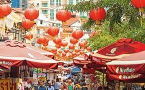 рынки в сингапуре