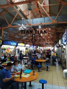 фудкорт в сингапуре