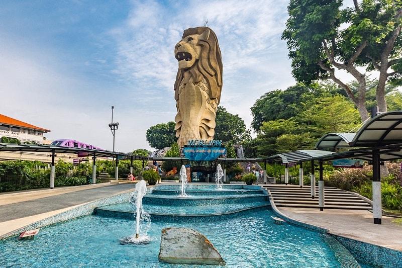 символы сингапура