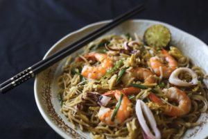 национальные блюда сингапура