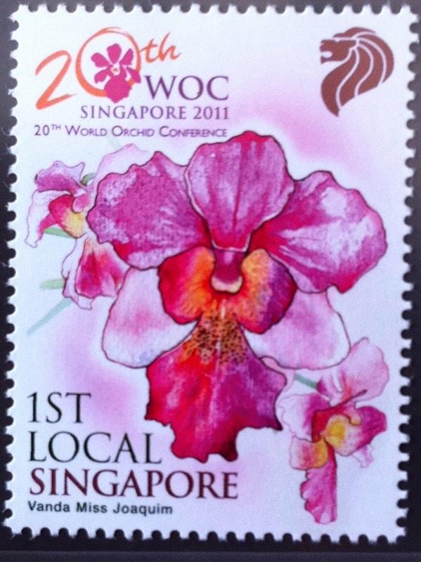 символы в сингапуре