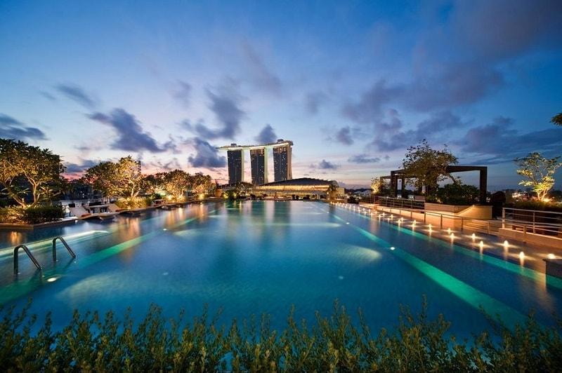 отели сингапура