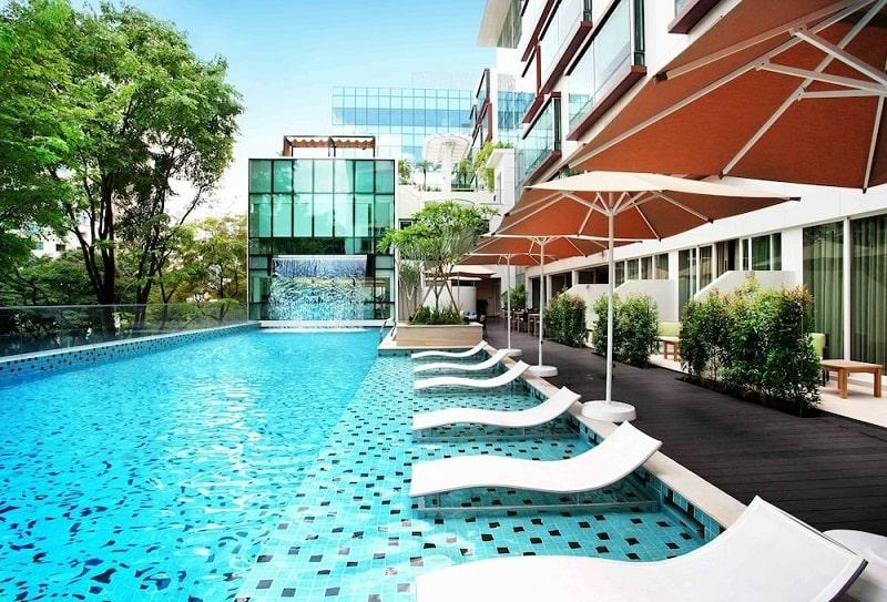 четырехзвездочные отели сингапура