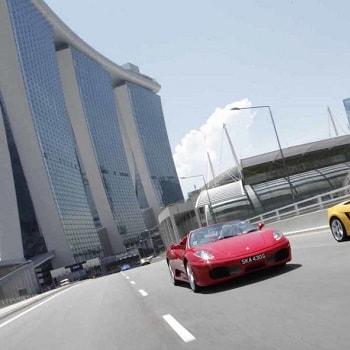Прокат машины в сингапуре