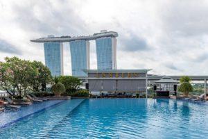 бассейны Сингапура