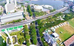 сингапур: расстояния до разных столиц мира