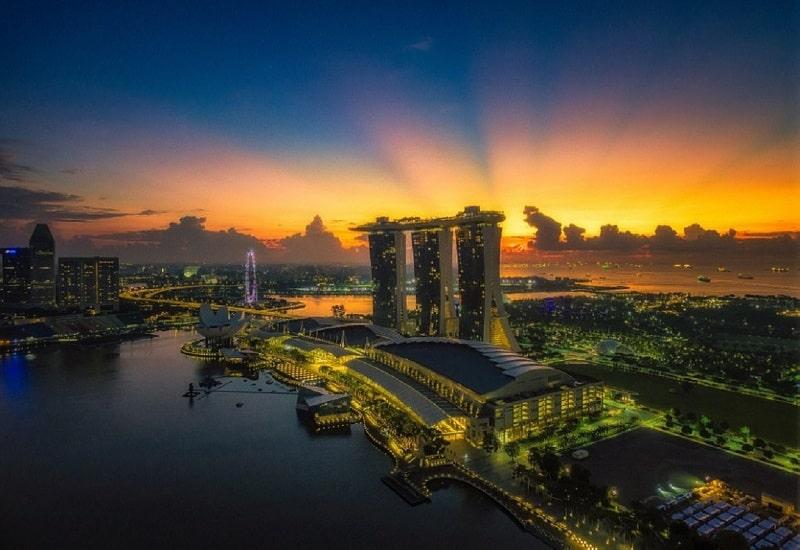 Сингапур за 1 день