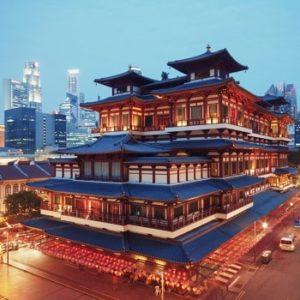 что посмотреть в сингапуре за 4 дня