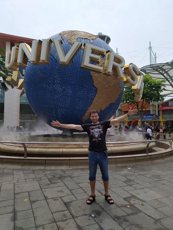 парк Юниверсал Universal