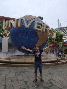 Остров развлечений в Сингапуре