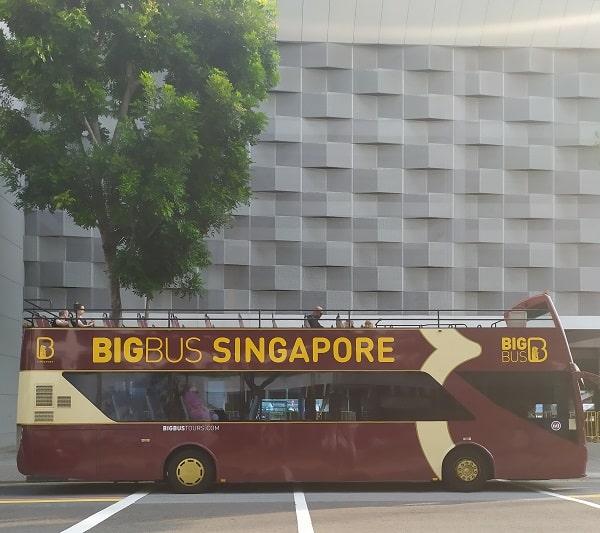 автобусная обзорная экскурсия по сингапуру